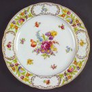"""HUGE Lot of Empress Dresden """"FLOWERS"""" China - Service for 24 + MORE!"""