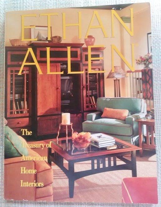 Ethan Allen The Treasury Of American Home Interiors 1993 Catalog 93rd Edition Usa Danbury Ct