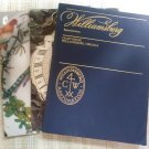 Williamsburg Reproduction Color Catalog from Craft House 1982 & BONUS!