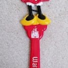 Vintage Disneyland Walt Disney World Park exclusive classic Minnie Mouse back scratcher - AUTHENTIC!