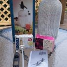 KOVOGAS SYPHON Handmade Crystal Syphon Seltzer Dispenser w/ 19 CO2 Cartridges - New in Box!