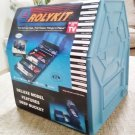 Deluxe Large Rolykit S18 - Roll-Up Storage Case Storage System with 18 segments!
