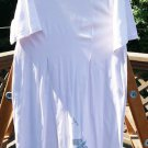 BLUE FISH SUMMER 1999 SUMMER DRESS - HAND-PAINTED LILAC - ORGANIC JERSEY - OSFM!