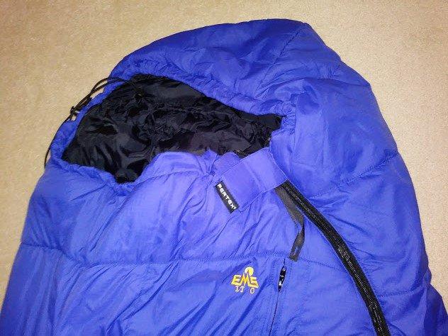 3m jacke schwarz mit kapuze l
