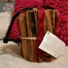 5 Lb. Mesh Bag of USA Fatwood Fire Starters - For Wood Fireplaces, Firepits, Chimeneas & Campfires!