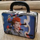 I Love Lucy Tin Lunch Box Purse - Lucy Surprised and Lucy Tells the Truth!