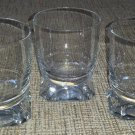 Villeroy & Boch Crystal Cocktail Club Old Fashioned Glasses - Lot of 3!
