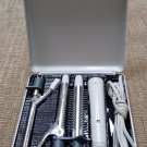 Create-A-Style Trio By Conair 4 Piece Hair Curling Set with Carrying Case!