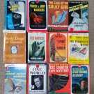 Vintage POCKET BOOK Editions from the 1940's -  Lot #3 of 12 Titles!