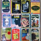 Vintage POCKET BOOK Editions from the 1940's -  Lot #9 of 12 Titles!