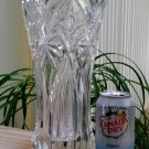 Vintage Large Star Of David Lead Crystal Vase, Wedding Gift, Centerpiece,Table Decor!