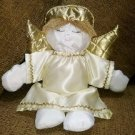 Unique Angel Handmade Soft Sculptured Huggable Rag Doll - Christian - Catholic - Get Well!