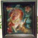 Saint Francis Patron framed Artwork from the Galeria Muzeum WSI Radomskiej - UNIQUE!