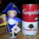 Campbell's Soup Porcelain Doll CK-2 George Washington by Patricia Loveless 943/1869!