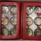 Pottery Barn 12 Days of Christmas Ornaments in Original Box - OOH LA LA!