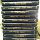 AGATHA CHRISTIE MYSTERY COLLECTION by BANTAM (HARDCOVER) 12 VOLUMES - EXCELLENT!
