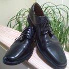 Clark's Comfort Collection Tilden Black Leather - Men's Dress Oxfords Shoes #61065180 - Size 12M