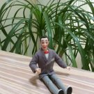 Pee-Wee Herman from Pee-Wee's Playhouse by Matchbox from 1989!