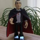"Universal Monsters DRACULA Wind-up Walking Tin Toy by Robot House - 9"" - Made In Japan!"
