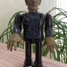 """Universal Monsters FRANKENSTEIN Wind-up Walking Tin Toy by Robot House - 9"""" - Made In Japan!"""