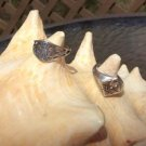 Vintage Cub Scouts and Girl Scouts Sterling Silver Rings!