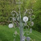 Wendel August Forged Aluminum Ornament Tree - with 18 RELIGIOUS THEMED ornaments!