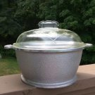 Vintage Guardian Service Aluminum Cookware 4 QT Curved Pot/Dome Cooker!