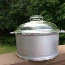 Vintage Guardian Service Aluminum Cookware 4 QT Straight Pot/Dome Cooker!