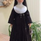 Blessings, Expressions of Faith Company Sisters of St. Joseph (Black Habit) Catholic Nun doll!