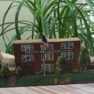Shelton Intermediate School 25th Anniversary Wooden Plaque / Shelf Sitter by Mariann Hudak!