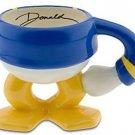 Disney Parks Exclusive Donald Duck Body Pants Ceramic Coffee Mug!