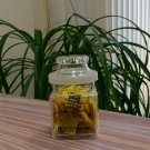 Vintage SNET (Southern New England Telephone) Yellow Pages Plastic Paper Clips in Jar!