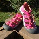 Keen Womens Whisper Water Sandals Pink Orange - Size 6!