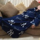 Northwest New York Yankees – Comfy Throw / Snuggie / Slanket - CALLING ALL NY YANKEES FANS!