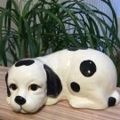 Vintage Dalmation Puppy Ceramic Dog Figurine by Applause The Good Company from 1979!
