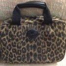 RICARDO Safari Rover Leopard Tapestry TRAVEL ORGANIZER - COSMETIC BAG #3813!