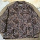 Woolrich 502 Wool Coat Men's Camouflage 2XL Hunting Jacket -Super Warm -Multi Pockets -New w/out Tag