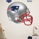 Fathead New England Patriots: Helmet - Officially Licensed NFL Removable Wall Decal!