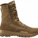 """NIKE SFB Field 8"""" Leather 688974-220 Coyote Special Tactics Men's Boots - Size 10!"""