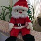 TY Beanie Buddy - SANTA the Santa Claus #9385 from 2000!