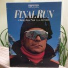 bePUZZLED - Final Run - A Mystery 500 Pc Jigsaw Puzzle 'Killer on the Slopes' - 1991!