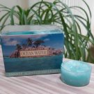 YANKEE CANDLE, Ocean Water Scented Tea Lights - Set of 12