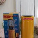 American Camper Collapsible Multi-Fuel Lantern, Propane & Butane - Electronic Ignition!