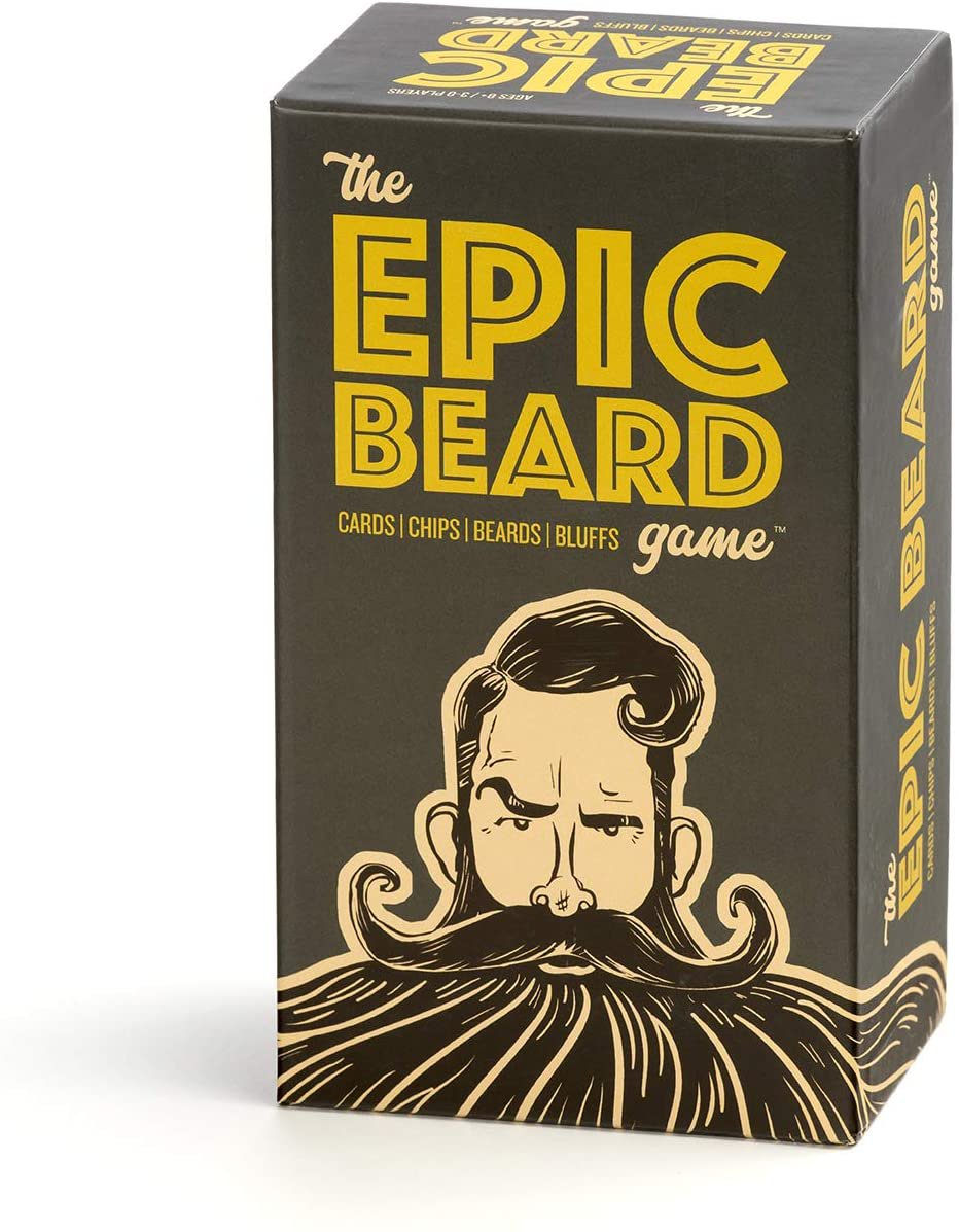 The Good Game Company The Epic Beard Game!