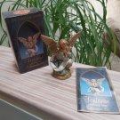 Vintage Fontanini by Roman The Kneeling Angel Heirloom Nativity Figurine, 5-Inch Series from 1994!