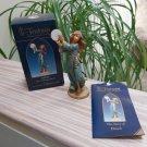 Vintage Fontanini by Roman Dinah w Tambourine Heirloom Nativity Figurine, 5-Inch Series from 2003!