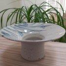 Great Bay Pottery Ikebana Vase Japanese Flower Arranging Hand Made - Unique!