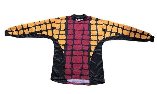 Vintage Adidas Soccer Goalkeeper 'Predator' Jersey Shirt - Size 40/42!