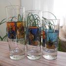 Spirits By Vincent Van Gogh Vodka Cocktail Shot Barware Glasses by Royal Dirkzwager Distilleries!