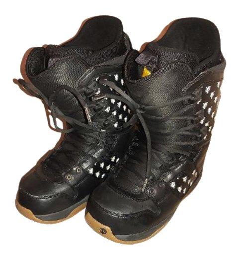 Burton Shaun White Collection Snowboard Boots 2008 - Size 10.5!